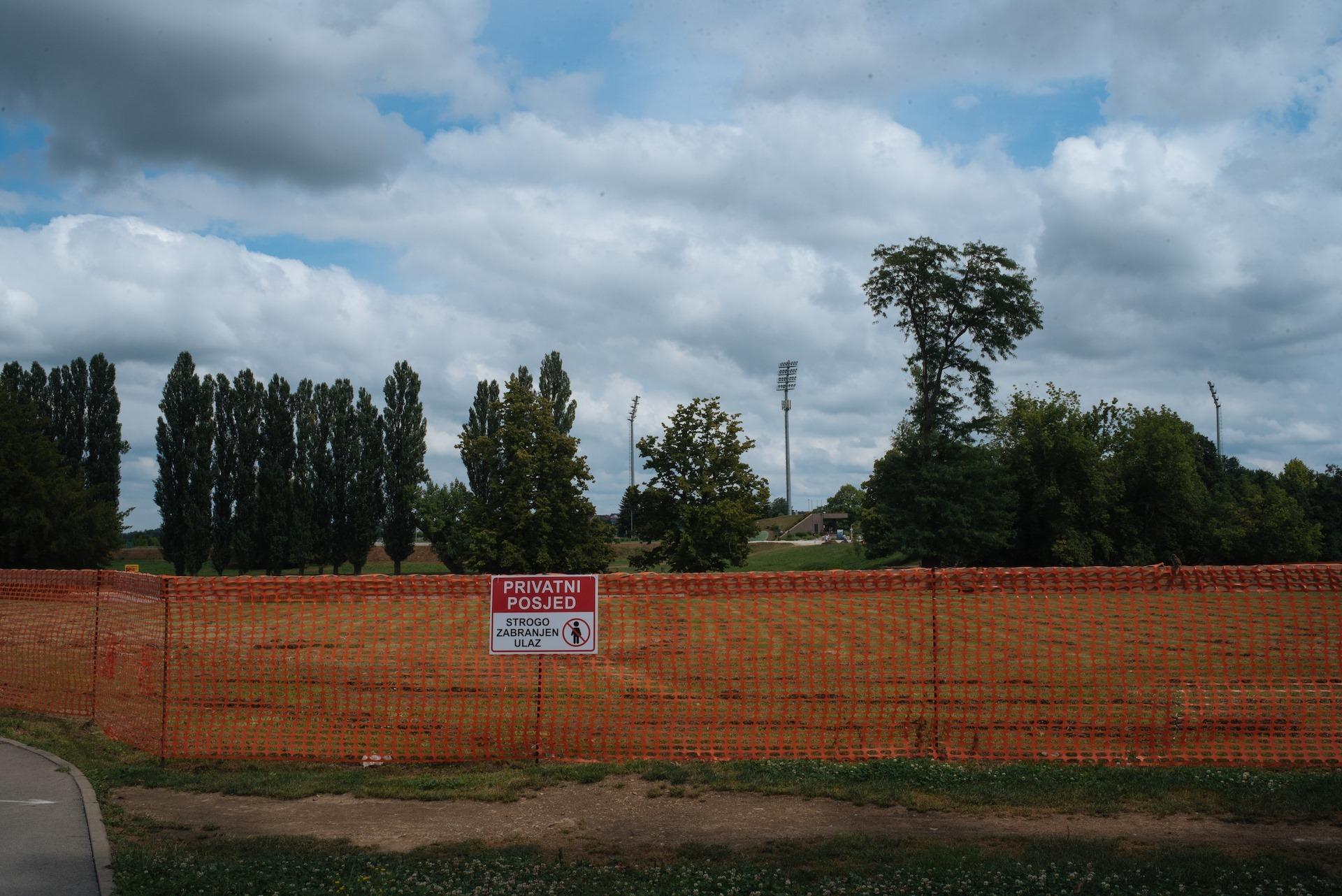 Priopćenje za medije povodom najavljene prodaje gradskog zemljišta na Korani